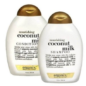 coconut milk shampoo and conditioner