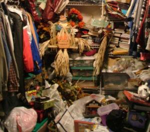 bad closet