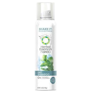herbal essences dry shampoo