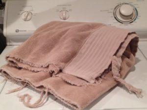 old-towel